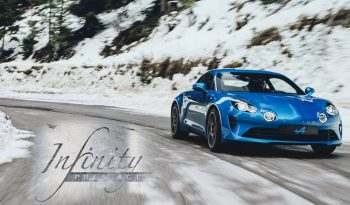 Alpine A110 1ère Edition lleno