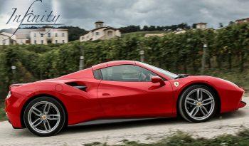 Ferrari 488 Spider lleno
