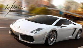 Lamborghini Gallardo Coupé lleno