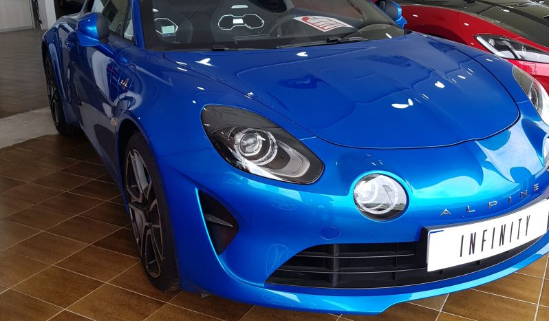 Alpine A110 complet