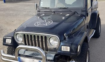 JEEP WRANGLER 2.5 SE . HARD TOP complet